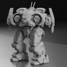 FNR-5 Fafnir for Battletech
