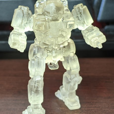 Picture of print of FS9-A Firestarter for Battletech