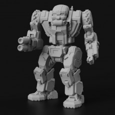 Gargoyle Prime, AKA  Man O' War  for Battletech