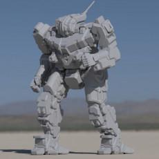 GHR-5H Grasshopper for Battletech