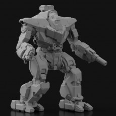 GLT-3N Guillotine for Battletech