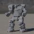 HBK-4G Hunchback for Battletech image