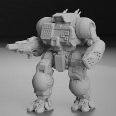 HGN-IIC Highlander for Battletech
