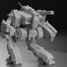 Hellfire Prime for Battletech