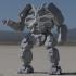HTM-27T Hatamoto-Chi for Battletech image