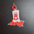 Candle ornament image