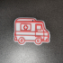 ambulance ornament image