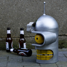 Bender head cross-section