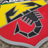 Abarth Sign logo badge ecusson image