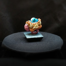Picture of print of Book Mimic Miniature