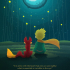 Little Prince Night Light Cover (1 of 2) image