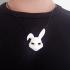 Rabbit necklace image