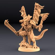 Xol'Toa - Goldmaw Lizard Prince - Hero