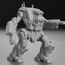 Ice Ferret Prime, AKA Fenris for Battletech