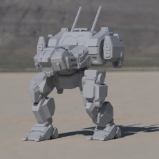 JR6-F Jenner for Battletech