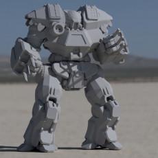 Kodiak Prime for Battletech