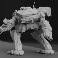 KGC-010 King Crab for Battletech