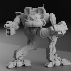 Kit Fox Prime, aka  Uller  for Battletech
