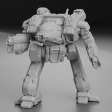 Linebacker Prime for Battletech