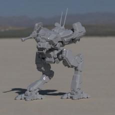 LCT-1V Locust for Battletech