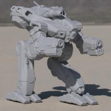 MAD-3R Marauder for Battletech