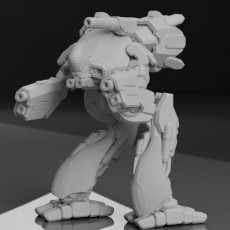 Marauder IIC for Battletech