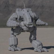 Mad Dog Prime, aka Vulture for Battletech