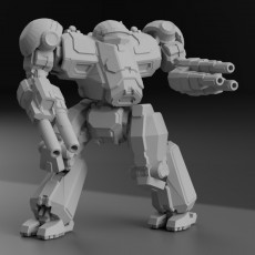 Nova Cat Prime for Battletech