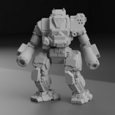ON1-P Orion  Protector  for Battletech