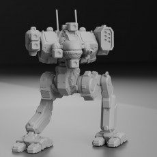 OSR-3D Osiris for Battletech