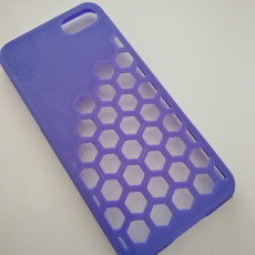 Picture of print of iPhone 7/8 - Honeycomb case