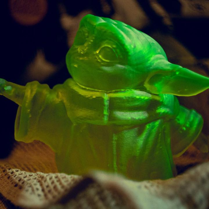 The Child (Baby Yoda)