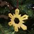 Geo star tree decoration image