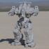 RFL-3N Rifleman for Battletech image