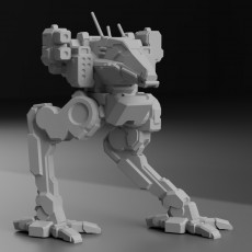 RVN-1X Raven for Battletech