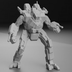 SDR-5K Spider for Battletech