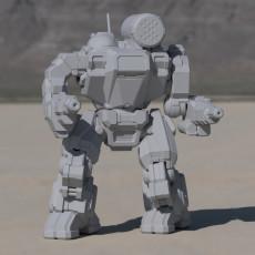 Summoner Prime, AKA  Thor  for Battletech