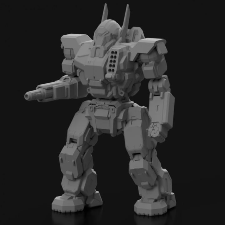 VLK-QA Valkyrie for Battletech