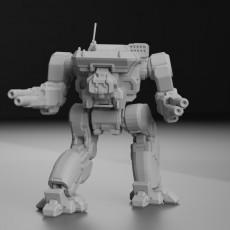 Warhawk Prime, AKA  Masakari  for Battletech