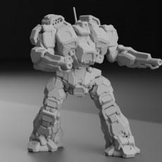 WHM-IIC Warhammer for Battletech