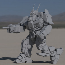 WVR-6R Wolverine for Battletech