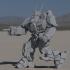 WVR-6R Wolverine for Battletech image