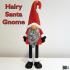 Hairy Santa Gnome image