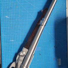 DOOM Super Shotgun High Quality
