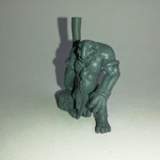 Troll Miniature version 2