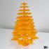 Snowflake Christmas Tree image