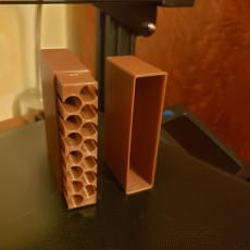 Picture of print of Cigarette box