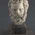 Head of a Bearded Man image