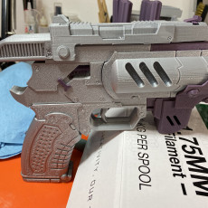Picture of print of Spacer's choice Light pistol ( The Outer Worlds ) This print has been uploaded by Luis Garza