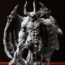Picture of print of Lord of Fury - Daemonic Kingdom Lord of blood